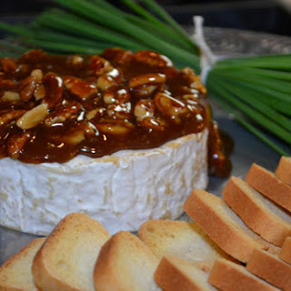 Pecan Candied Camembert