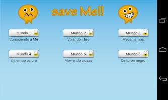 Screenshot of Save Me!