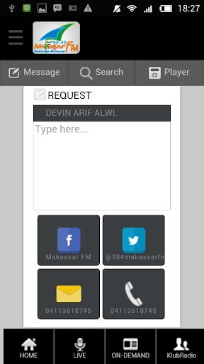 【免費音樂App】Makassar FM-APP點子