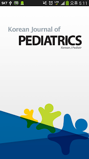 Korean Journal of PEDIATRICS- screenshot thumbnail