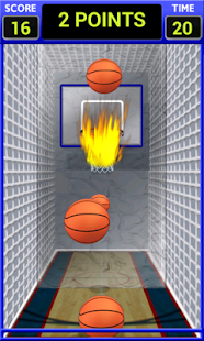 Mini Shot Basketball - screenshot thumbnail