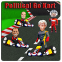 Elections 2013 Political Kart icon