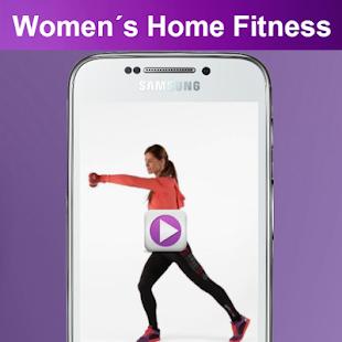 妇女家庭健身