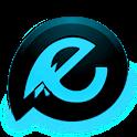EvolveSMS Simplistic Holo icon