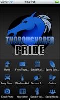 Screenshot of Thoroughbred Pride