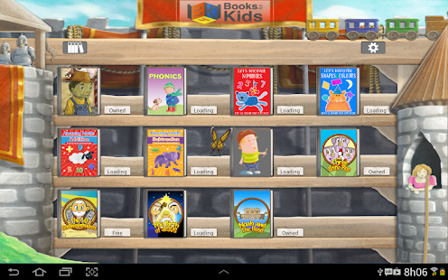 Kids Story Books Free - Android Apps on Google Play