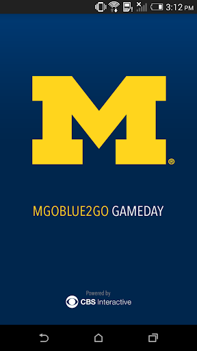 MGoBlue2Go Gameday LIVE