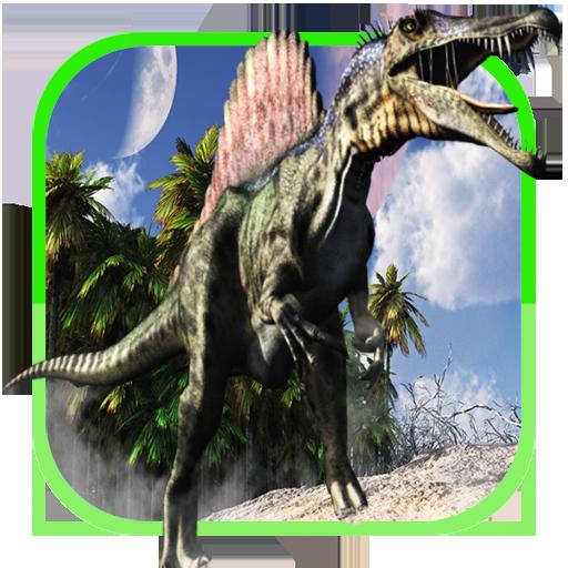 解謎App 恐竜 LOGO-3C達人阿輝的APP
