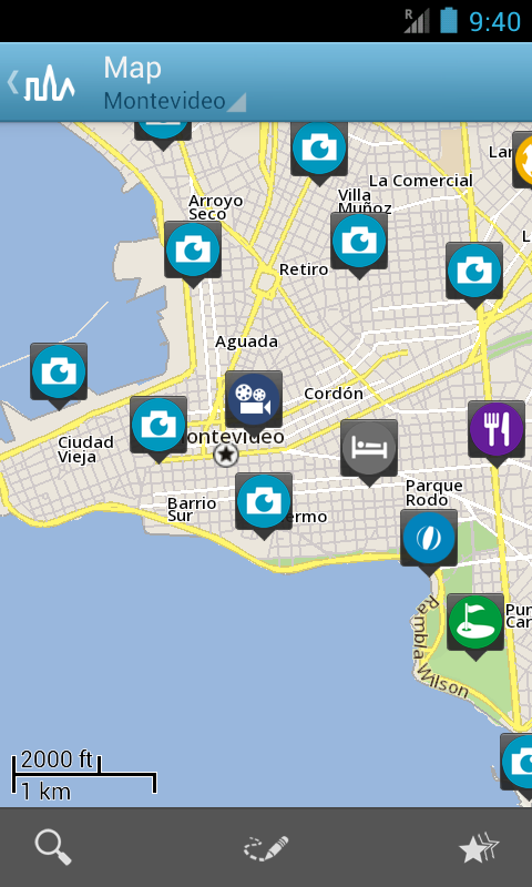Uruguay Guide by Triposo