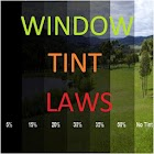Window Tint Laws icon