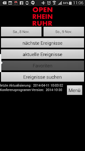 OpenRheinRuhr- screenshot thumbnail