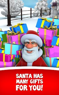 Talking Santa- screenshot thumbnail