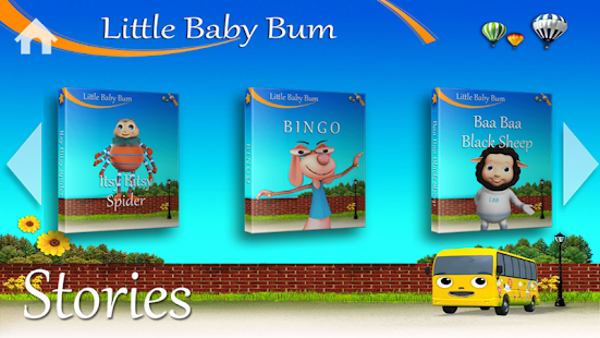 Nursery Rhymes with LBB- screenshot thumbnail