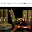Sick Industries Act of India