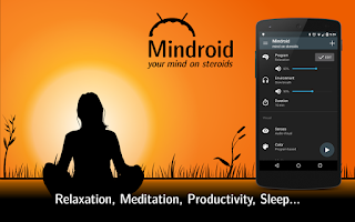 Screenshot of Mindroid