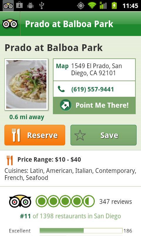 San Diego City Guide screenshot #4
