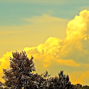 by Brian Schumann - Landscapes Cloud Formations