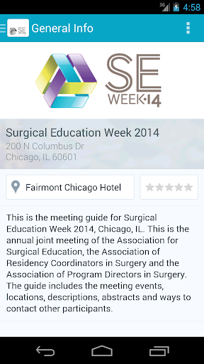 Surgical Education Week 2014