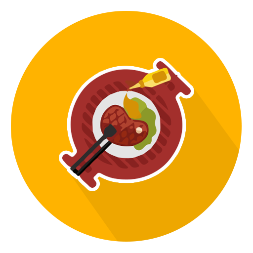無料のバーベキューグリルのレシピ 娛樂 App LOGO-APP開箱王