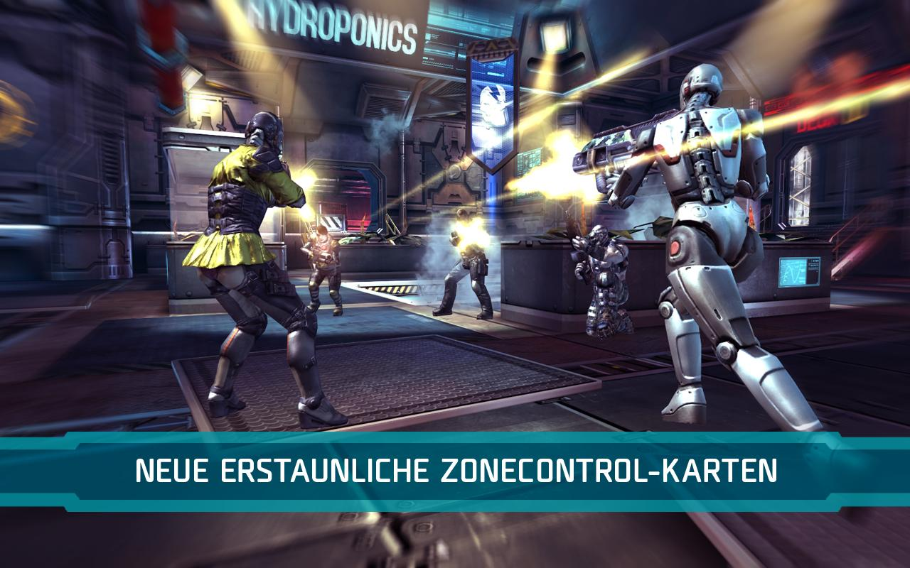 SHADOWGUN: DeadZone – Screenshot