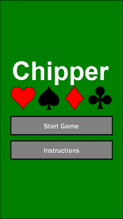 Chipper- screenshot