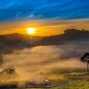 Sunset by Marcos Lamas - Landscapes Sunsets & Sunrises