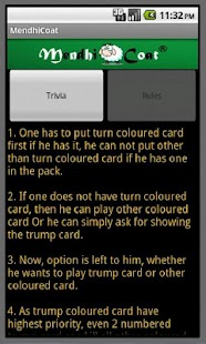 MendhiCoat Card Game - screenshot thumbnail