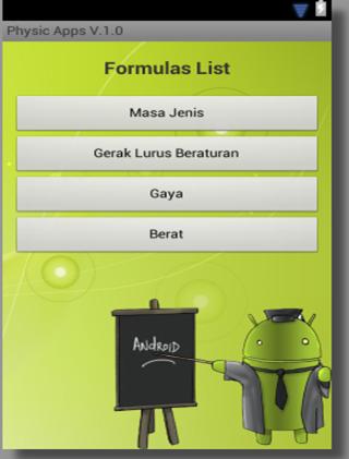 Kalkulator Fisika SMP MTS