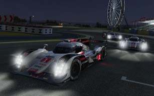 Real Racing 3 screenshot for Android