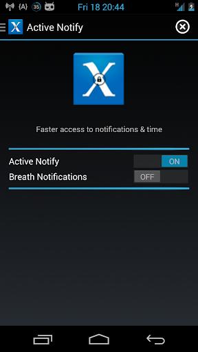 Active Notify