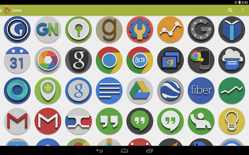 Aloha Icon Pack Screenshot 6