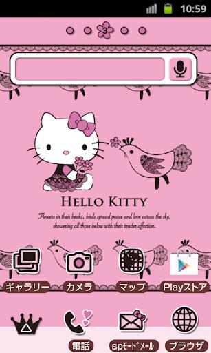 HELLO KITTY Theme115