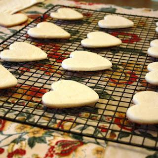 Cream Cheese Sugar Cookies.