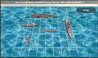 Screenshot of Navy Battle 3D