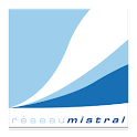 Mistral network icon