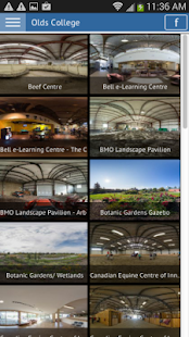 Olds College- screenshot thumbnail