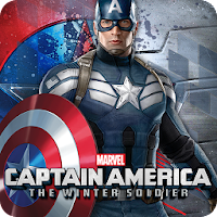 Captain America: TWS Live WP 1.2
