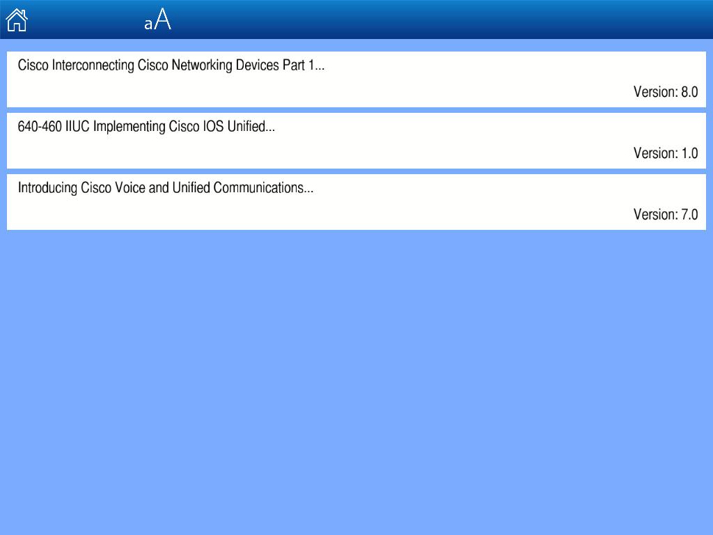 MCSEDesktop InfrastructureExam - screenshot