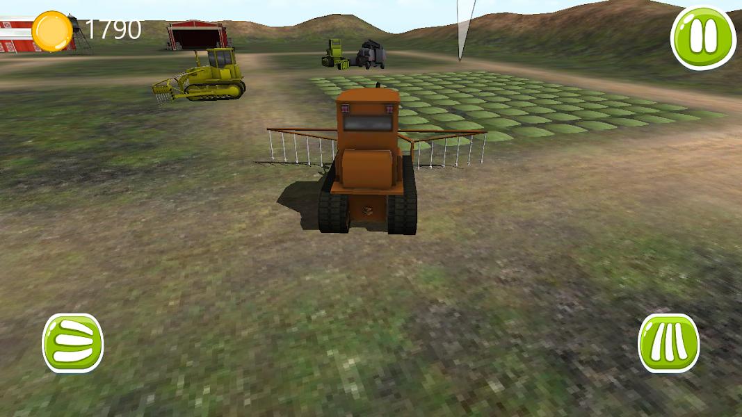 Farm Simulator 3D, virtual farm, free farming games