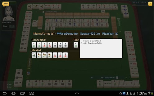 Mahjong Time - screenshot thumbnail