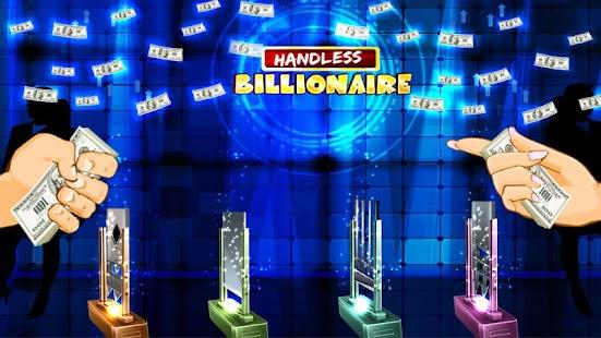 Handless Billionaire - Pro