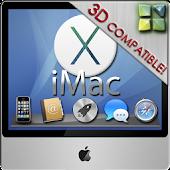 Next Launcher Theme Mac 3D