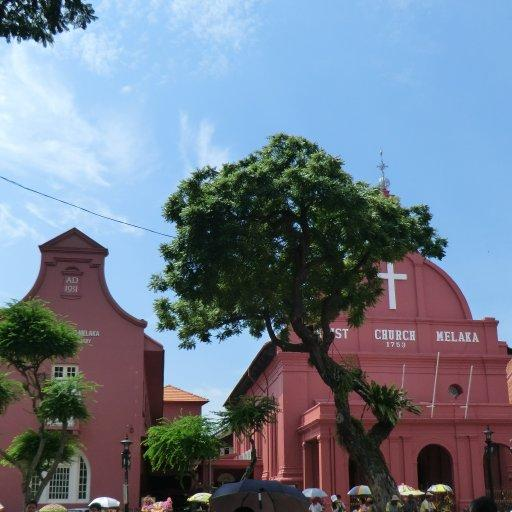 Malacca city town walk(MY002)