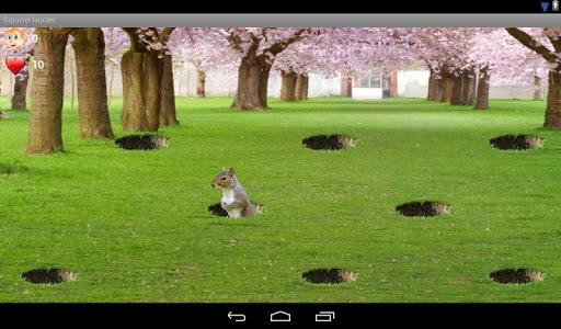 Squirrel Hunter Game