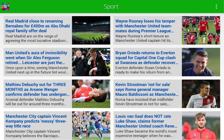 Daily Mail Online - screenshot