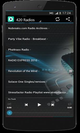 Dance Hall Radios