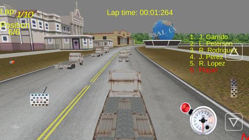 Tow Truck Games 3D