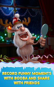 Talking Booba: Santa's Pet v1.0.2