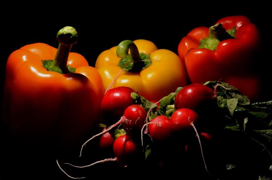Vegi Delight  by Sathyanarayanan Shanmugam - Food & Drink Fruits & Vegetables ( vegetables,  )