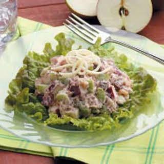 Waldorf Tuna Salad.